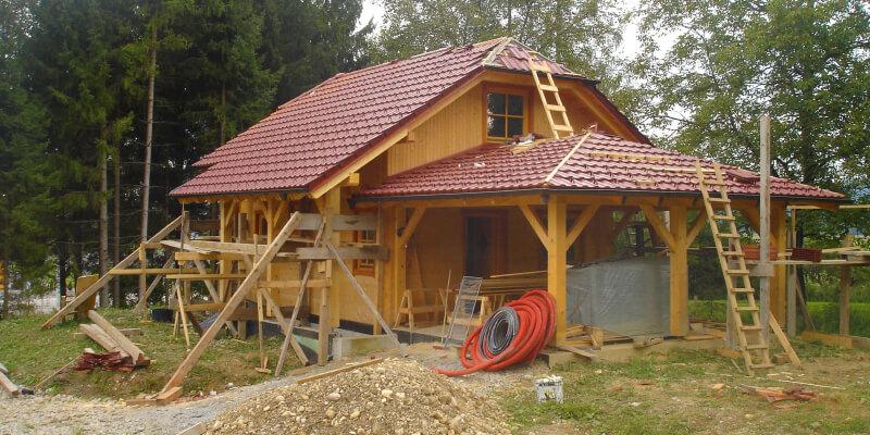stanovanjska gradnja